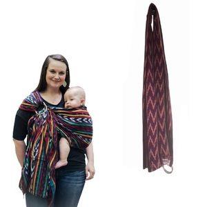 Maya Wrap Baby Ring Sling Carrier
